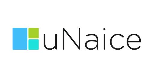 "Logo unseres Partners ""uNaice"""