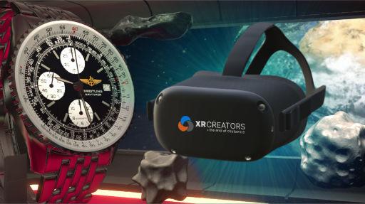 Marken- und Produktpräsentation mit Schulung-und-Ausbildung mit Virtual und Augmented Reality
