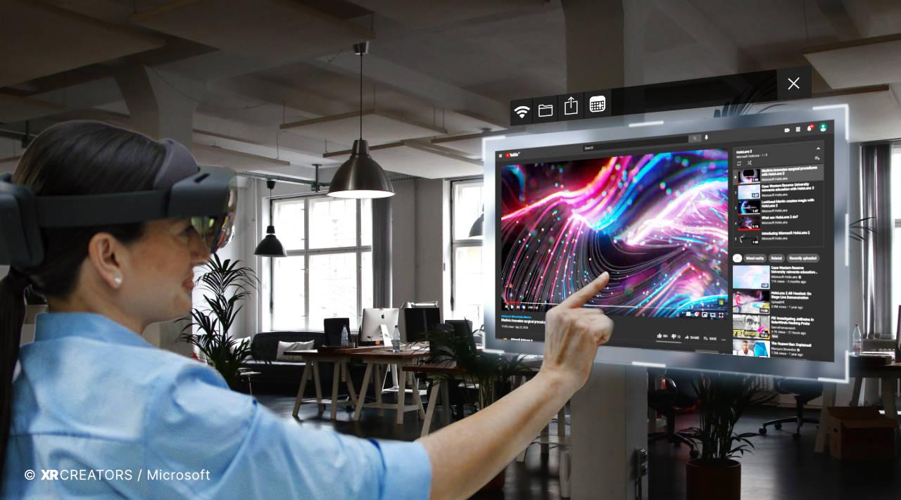 Büro der Zukunft mit Mixed Reality, Schulung-und-Ausbildung mit Virtual und Augmented Reality