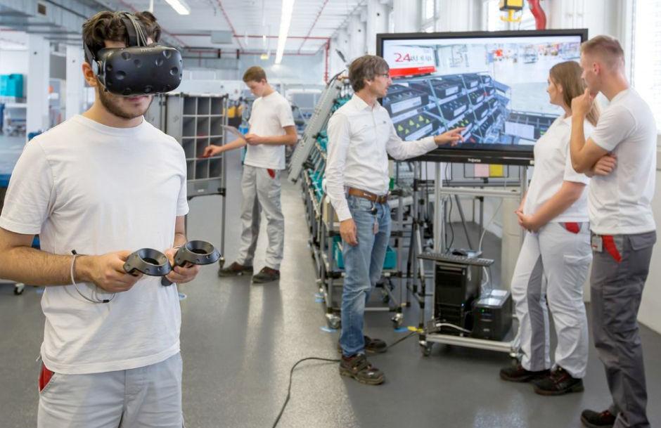 Schulung-und-Ausbildung mit Virtual und Augmented Reality