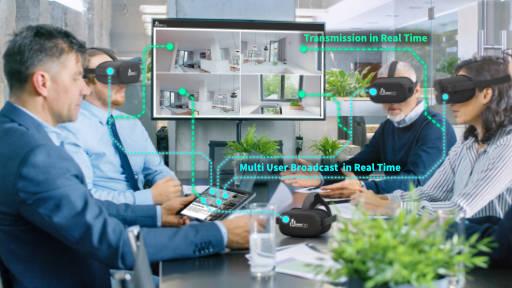 Immobilienbesichtungen in Virtual Reality: realitätsnah, von überall und zu jeder Zeit