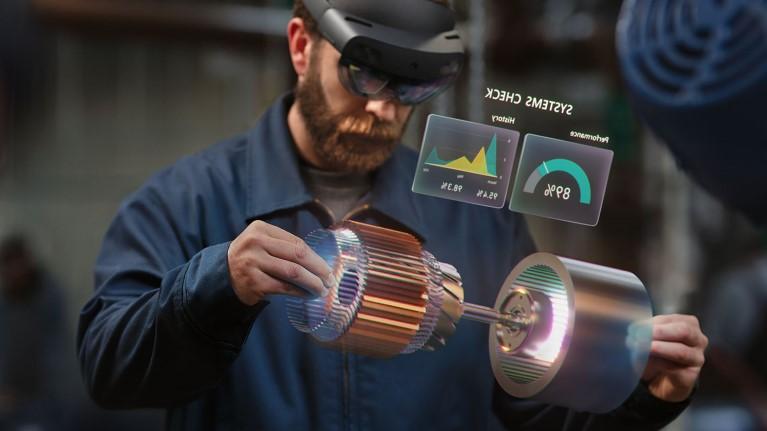 Wartung und Support mit Virtual und Augmented Reality