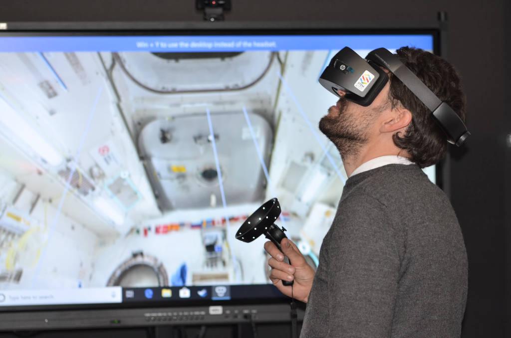 Virtual Reality für Schulung und Ausbildung