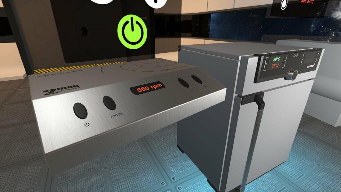 Virtuelle Maschinensteuerung